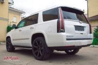 Cadillac Escalade. Тормозная система