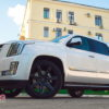 Cadillac Escalade. Тормозная система HP-Brakes. Front 405x36mm Ultimate 8pot +rear 380x32mm Ultimate 6pot.