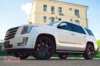 Cadillac Escalade. Тормозная система HPB