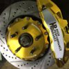 Тормоза HP-Brakes на Honda Accord 9. Front 330×32 6pot.