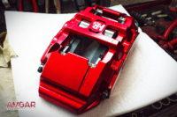 Тюнинг тормозов Audi Q3. Ставим HP-Brakes