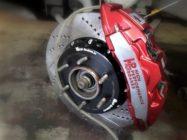Доработка тормозов Hummer H3. Ставим HP-Brakes