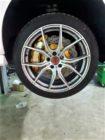 Замена тормозов на Audi A7. Ставим HP-Brakes