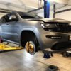 Тормоза HP-Brakes для Jeep Grand Cherokee SRT8 WK2. Front 405x36mm Ultimate 8pot +Rear 380x32mm Ultimate 6pot.