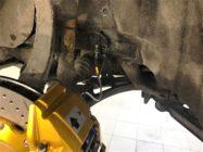 Тормоза HP-Brakes для Jeep Grand Cherokee SRT8 WK2