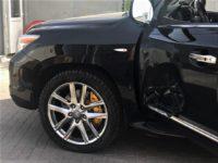 Тюнинг тормозной системы Toyota Land Cruiser 200