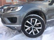 Тюнинг тормозной системы Volkswagen Touareg NEW. Ставим HP-Bakes