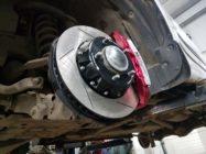 Замена тормозов на Lexus LX570. Ставим HP-Brakes
