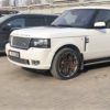 Тюнинг тормозов на Land Rover Range Rover. Ставим HPB. Front 430x36mm Ultimate 8pot +rear 405x34mm Ultimate 6pot