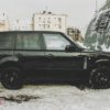 Тюнинг Range Rover Vogue. Тормоза HPB front 405x36mm Ultimate 8pot + rear 380x32mm Ultimate 6pot.