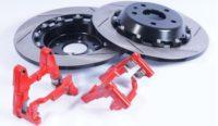 задние тормозные диски HPB под штатные суппорты