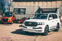 Тормозная система на Toyota Land Cruiser