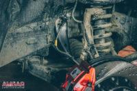 Тормозная система на Toyota Land Cruiser 200. Ставим HP-Brakes.