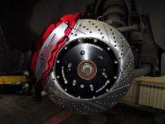 Тюнинг тормозной системы Chevrolet Tahoe. HP-Brakes