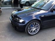 BMW 3 series 318i. Добавляем безопасности — ТОРМОЗА HPB. Отзыв.