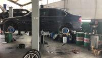 BMW 3 series 318i. Добавляем безопасности ТОРМОЗА HPB.