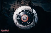 Тюнинг тормозной системы Toyota Land Cruiser Prado. Установка HP-Brakes