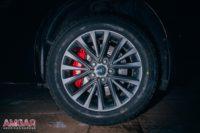 Тюнинг тормозов Toyota Camry. Установка HPB