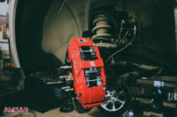 Замена тормозной системы на Cadillac Escalade. Ставим HPB