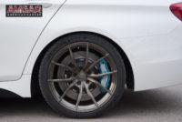 Тормоза на BMW M5 F10. Меняем M-Performance на HP-Brakes