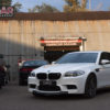 Тормоза на BMW M5 F10. Меняем M-Performance на HP-Brakes.