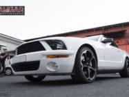 Ford Mustang Ильдар Авто-подбор. Тюнинг тормозов. Ставим HP-Brakes