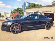 Тормоза на Audi А5. HP-Brakes