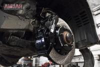 Тормоза Lexus LX570. HP-Brakes