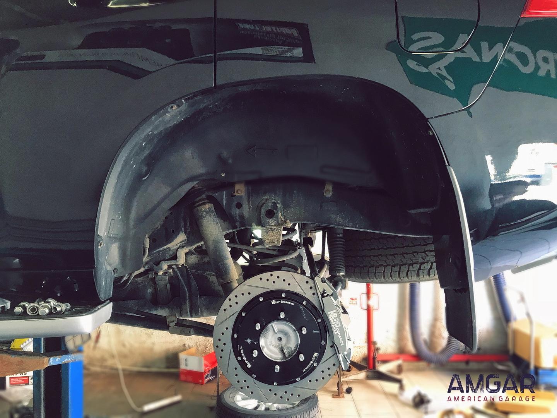 Тормоза hp-brakes Toyota Prado