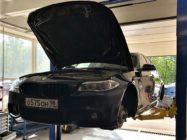 Тормоза на BMW 530d F10