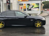 Тормоза на BMW 530d F10. Ставим HP-Brakes