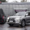 Тормоза Lexus LX570. HP-Brakes front 405x36mm U8pot +rear 380x32mm U6pot.