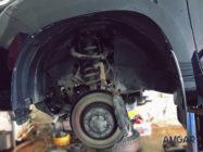 Тормоза Toyota Prado