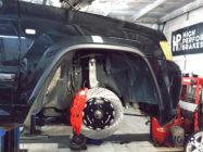Тюнинг Jeep Grand Cherokee. Ставим тормоза HPB