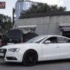 Тормоза HPB на заднюю ось Audi A5.