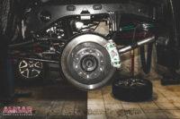 Lexus LX 450D NEW. Замена тормозной системы