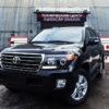 Новые тормоза Toyota Land Cruiser 200. Ставим hp-brakes.