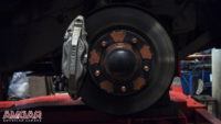тормоза для Toyota Land Cruiser 200