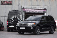 Toyota Land Cruiser 200(ЛЦ200)