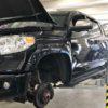 Toyota Tundra. Тормоза HPB на обе оси.