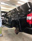 Toyota Tundra тормоза