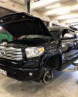 Toyota Tundra тормоза hp-brakes