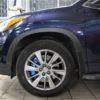 Тормоза для Toyota Highlander. HP-Brakes.