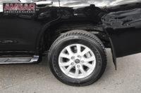 Штатные тормоза Toyota Land Cruiser 200
