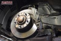 тормоза на Lexus LX450d
