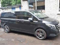 тормоза на Mercedes-Benz Viano