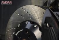 Замена тормозов на Mersedes-Benz Viano. Установка HPB