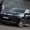Тормоза HPB для Acura MDX. Front 380x34mm U8pot +rear 380x28mm U6pot.