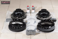 Тормоза HPB для Acura MDX