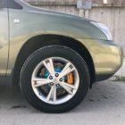 Lexus RX400h Hybrid. Установка тормозов HPB на переднюю ось
